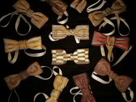 Custom Made Bow Ties